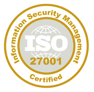 certification iso27001 maubeuge ecatalyst